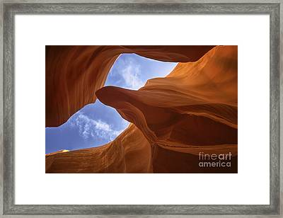 American Heritage Framed Print by Marco Crupi