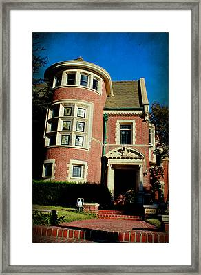 American Horror House 2 Framed Print by Jera Sky