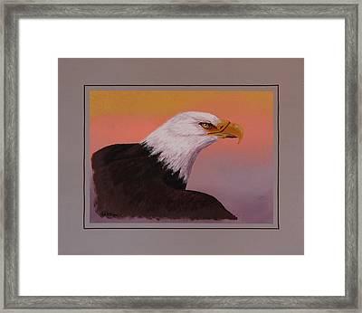 American Legacy Framed Print