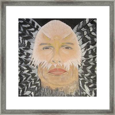 American Legend Framed Print by Jeepee Aero