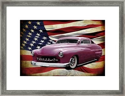 American Merc Framed Print by Steve McKinzie