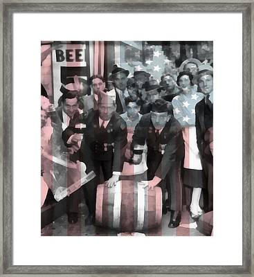 American Prohibition Framed Print