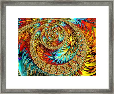 American Southwest Framed Print by HH Photography of Florida
