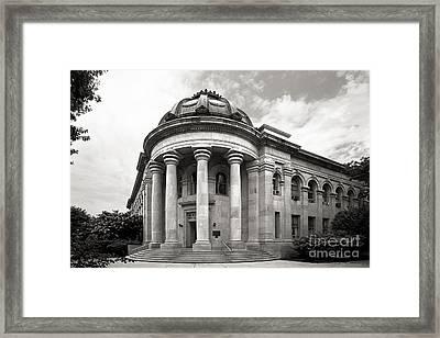 American University Mc Kinley Building Framed Print