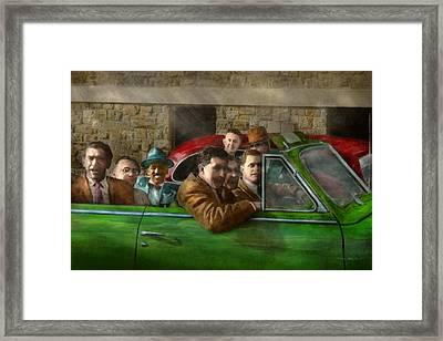 Americana - The Good Ol Boys Framed Print