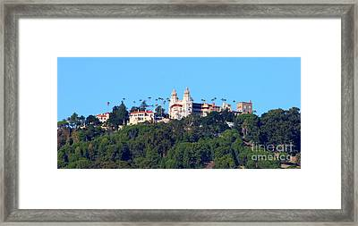 America's Castle Framed Print by Tap On Photo