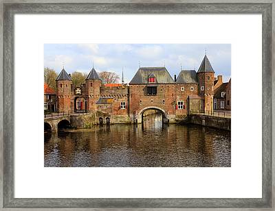 Amersfoort Framed Print by Joana Kruse