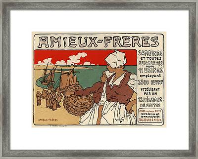 Amieux Freres Framed Print by Gianfranco Weiss