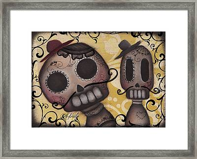 Amiguitos Framed Print