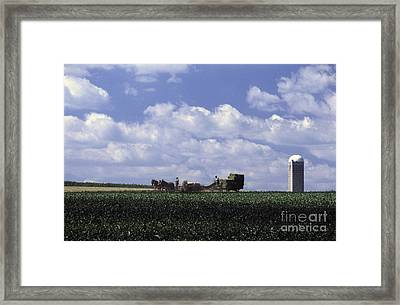 Amish Country Framed Print by Paul W Faust -  Impressions of Light