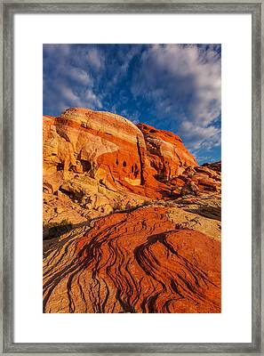 Amitola   Framed Print by James Marvin Phelps