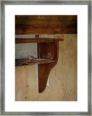 Amnesia Framed Print by Odd Jeppesen