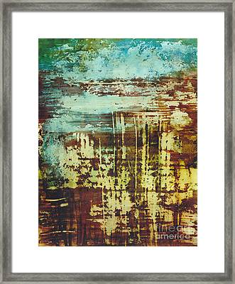 Among Distaffs Framed Print by Louise Lamirande