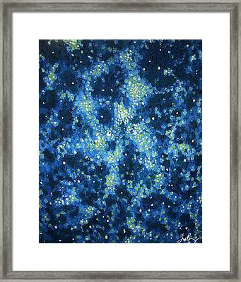 Among The Stars Framed Print by Timothy Benz