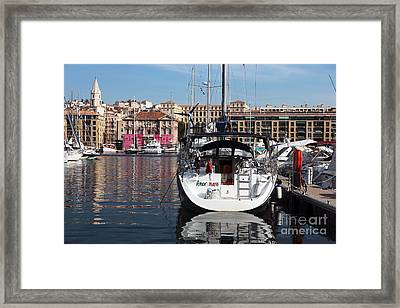 Amor Mare Framed Print by John Rizzuto