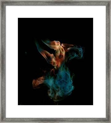 Amorphous Framed Print