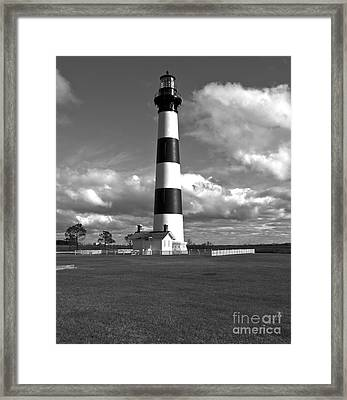 Among The Clouds Framed Print by Debra Johnson