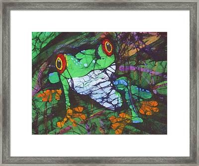 Amphibia II Framed Print