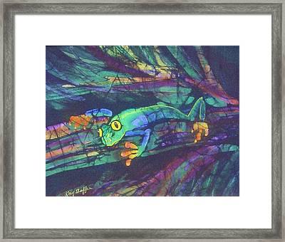 Amphipia I Framed Print
