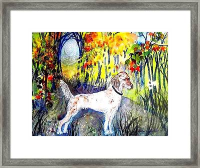 Amy Two Framed Print
