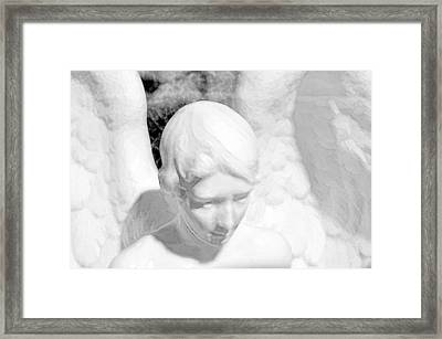 An Angel  Framed Print