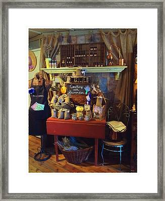 An Antique Finish Framed Print by Glenn McCarthy Art and Photography