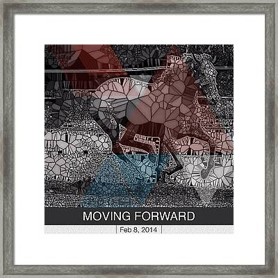 An Artistic Andy Framed Print