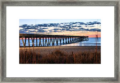 An Atlantic Daybreak Framed Print
