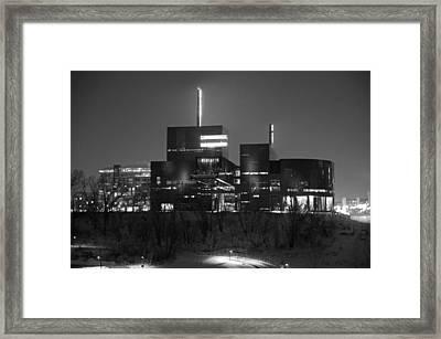 An Evening At The Guthrie Framed Print