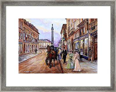 An Evening Out Framed Print by Andrew Read