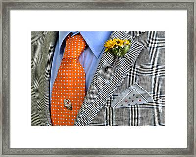 An Evening Out Framed Print