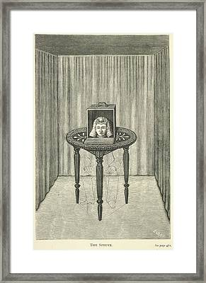 An Illusion Framed Print by British Library