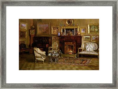 An Interior Framed Print