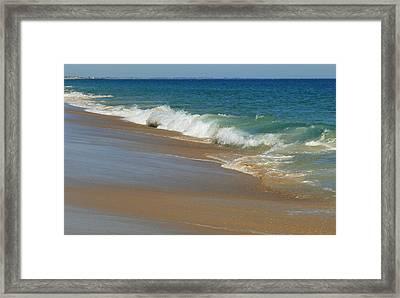 An Ocean View  Framed Print by Neal Eslinger