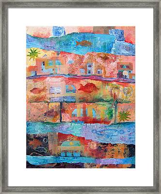 An Untold Sea Framed Print by James Huntley