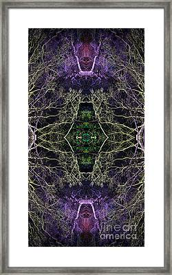 Anahata Framed Print