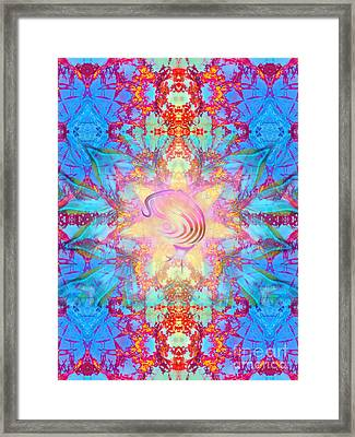 Anandas Will Framed Print by Aeres Vistaas