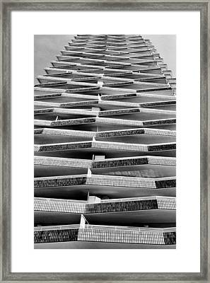 Anarchitecture Framed Print