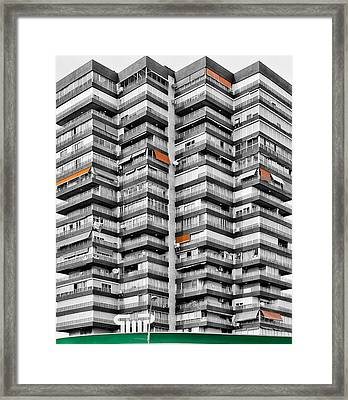 Anarchitecture Viii Framed Print