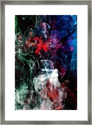 Anarchy Framed Print by Petros Yiannakas