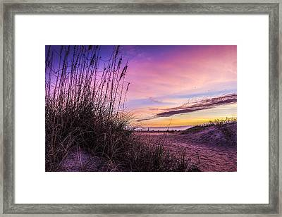 Anastasia Dawn Framed Print