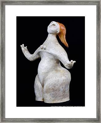 Anastasia Framed Print by Mark M  Mellon