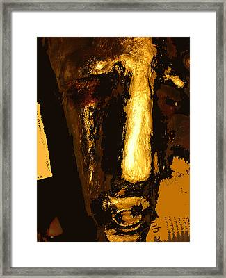 Ancestor Framed Print
