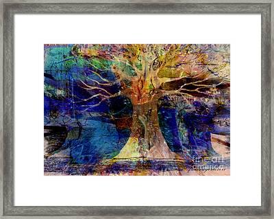 Ancestral Place  Framed Print