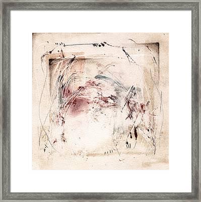 Ancestral Vision 2 Framed Print by Jeannette Debonne