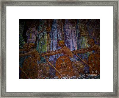 Framed Print featuring the photograph Ancestry by Michael Krek