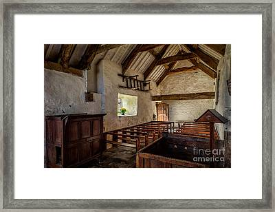 Ancient Chapel Framed Print