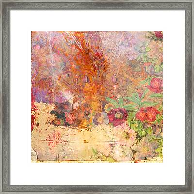 Ancient Future - Bejewelled  Framed Print by Aimee Stewart