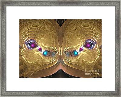 Ancient Honey Framed Print by Sipo Liimatainen