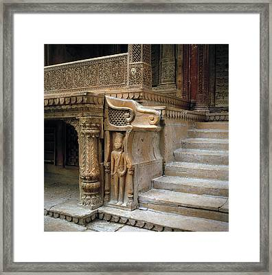 Ancient Rajasthan Framed Print by Shaun Higson